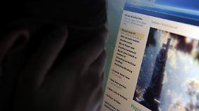Online kann ewiges Leben Wirklichkeit werden: Immer mehr Menschen trauern digital um ihre Angehörigen. Foto: Marijan Murat