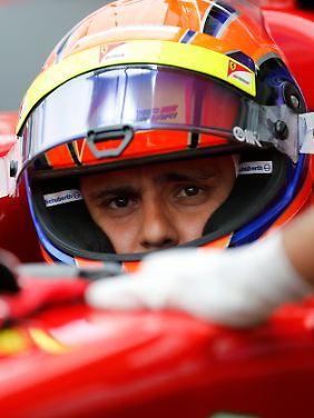 Felipe Massa will sich sein Heimspiel auf keinen Fall von einem erneuten fingierten Getriebeschaden vermiesen lassen.