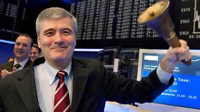 Geld in die Kassen spülen: Kabel Deutschland geht an die Börse