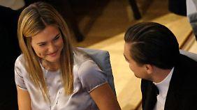 Auch die Beziehung des israelischen Models Bar Refaeli und Leonardo DiCaprio rief Unmut hervor.