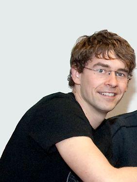 Johannes Krause vom Max-Planck-Institut für evolutionäre Anthropologie in Leipzig.