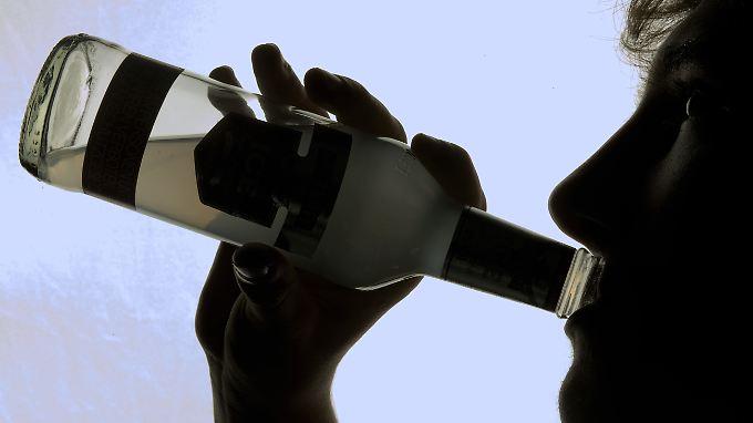 Alkohol bleibt eines der Hauptprobleme.