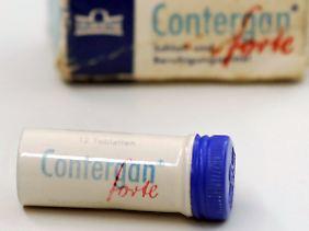 Auch bei Lepra und Knochenmarkkrebs hat der Contergan-Wirkstoff Thalidomid positive Wirkung.
