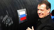 Bypass für Europa: Die Ostsee-Pipeline