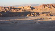 Trockener geht's nicht: Die Atacama-Wüste