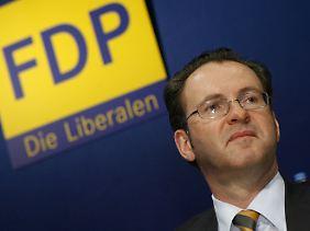 FDP-Abgeordneter Lindner.