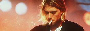 """""""Du wirst geliebt und vermisst"""": Heute wäre Kurt Cobain 50 geworden"""