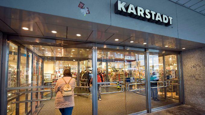 Karstadt soll als Ganzes erhalten bleiben.