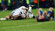 Catenaccio schlägt Schönspieler: Barça siegt, Mourinho feiert