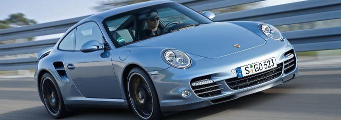 Eine Schippe mehr: Der Porsche 911 Turbo S bringt 30 PS mehr mit.