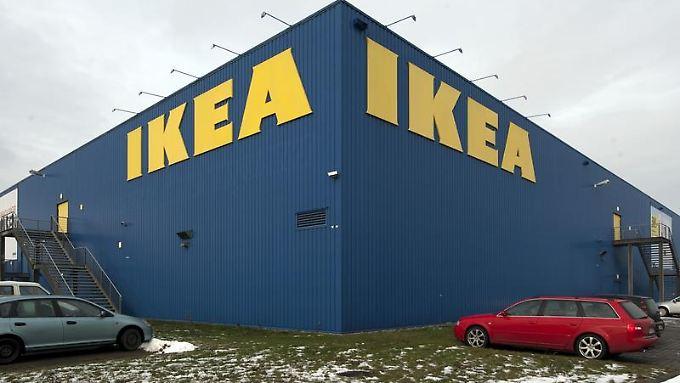 Aufsehen erregender Bericht über Ikea.