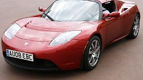 Elektro-Pionier: Tesla Roadster