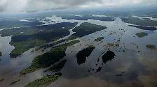 Gigantisches Kraftwerk am Amazonas: Energiehunger vertreibt Ureinwohner