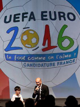 Die Euro 2016 in Frankreich findet erstmals mit 24 Mannschaften statt.