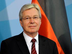 Böhrnsen wird vorerst die Amtsgeschäfte Köhlers übernehmen.