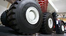 Ohne Gummi läuft nichts: Die Welt der Reifen