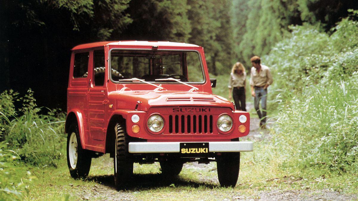 suzuki jimny zu hei gewaschener jeep n. Black Bedroom Furniture Sets. Home Design Ideas