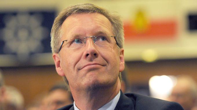 Niedersachsens Ministerpräsident Wulff könnte neuer Bundespräsident werden.