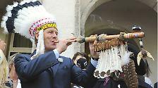 Mann der sanften Töne: Bundespräsident Christian Wulff