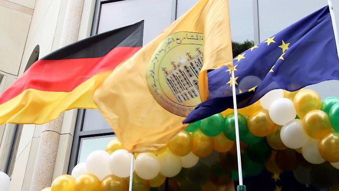 Im vergangenen Monat wurde in Berlin die neue Omar-Ibn-Al-Khattar Moschee im Stadtteil Kreuzberg eingeweiht.