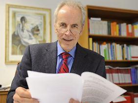Pfeiffer warnt angesichts der Ergebnisse der Studie vor einer pauschalen Verurteilung des Islam.