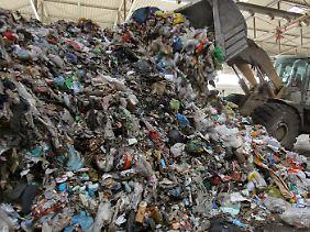 Müll stinkt nicht in jeder Nase.
