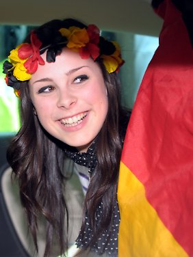 Ich liebe deutsche Land, ähhh, Schland: Lena