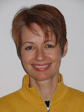 Anneke Trux ist Expertin für Desertifikationsbekämpfung bei der GTZ.