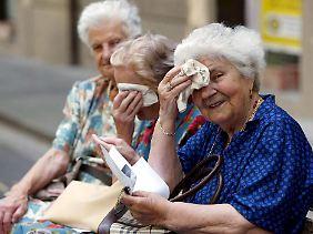 Die Lebenserwartung hat sich in den letzten Jahrzehnten kontinuierlich verlängert.