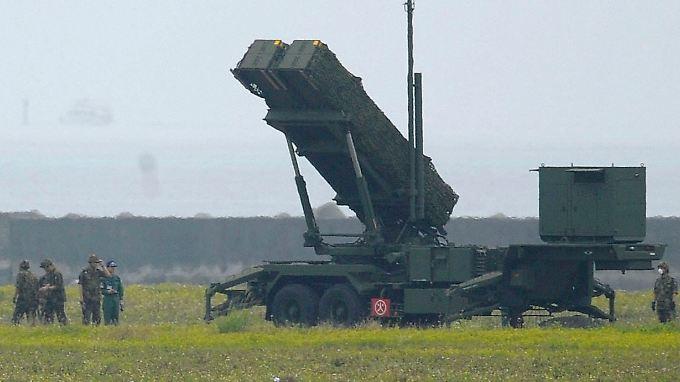 Patriots sind weit verbreitet. Der neuste Typ des Raketenabwehrsystems besitzt aber nur eine Handvoll Länder. Darunter Japan, die USA, die Niederlande und Deutschland.