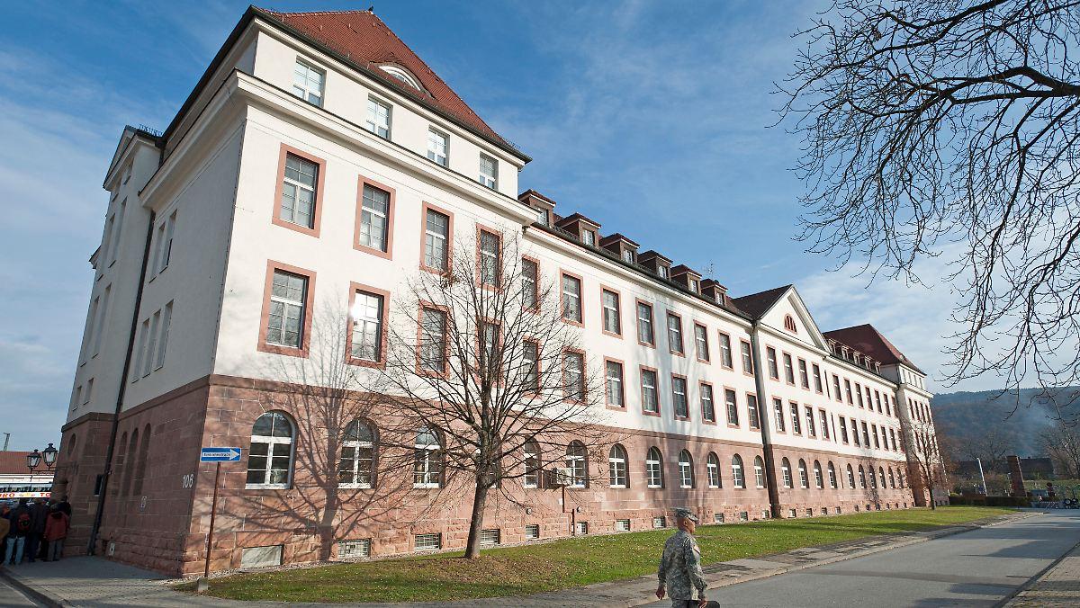 Kasernen Bundeswehr