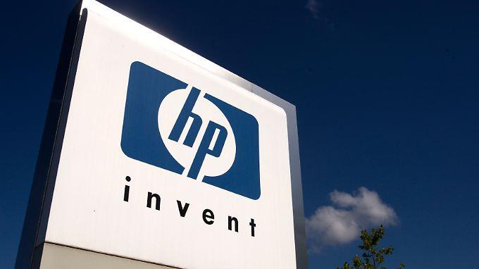 Hewlett-Packard droht Ungemach.