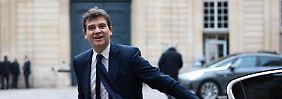 Wirtschaftsminister will neue Linie: Franzosen genervt von deutschem Sparkurs