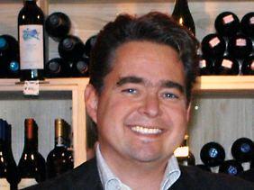 Michael B. Spreckelmeyer, der Erfinder von Metal und Wein.