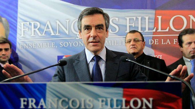 Fillon erkennt seine Niederlage nicht an.