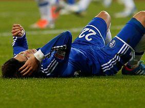 Schalke bekam beim Hamburger SV überraschend eins auf die Mütze.