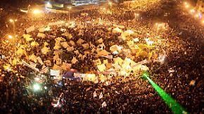 Massenproteste in Ägypten: Wut entlädt sich in Gewalt
