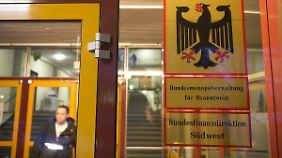 Die Bundesmonopolverwaltung für Branntwein (BfB) in Offenbach am Main wickelt sich selbst ab
