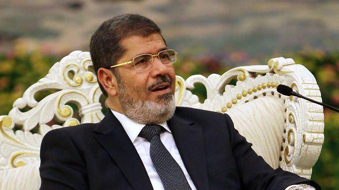 Mohammed Mursi erweitert seine Machtbefugnisse und bringt damit einen großen Teil seines Volkes gegen sich auf.