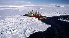 Die Panzer des Wassers: Eisbrecher