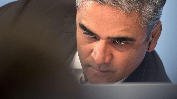 Deutsche Bank-Chef Anshu Jain schweigt in der Libor-Affäre beharrlich.