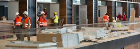 Pannen-Projekt in Berlin: Flughafen BER wird noch teurer