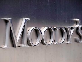 Firmensitz der Rating-Agentur Moody's in New York.