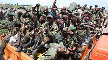 Krisenherd Kongo: Rebellen ziehen aus Goma ab