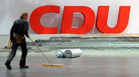 Homo-Ehe, Quote, Rente: Worüber die CDU streitet