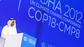 """Weltklimagipfel in Doha: """"Deutschland ist Blockierer geworden"""""""