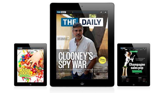 """""""The Daily"""" erscheint am 15. Dezember zum letzten Mal."""