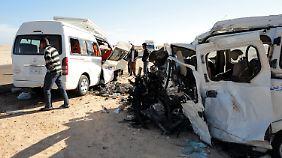 In Ägypten sterben jährlich 7000 Menschen im Straßenverkehr.