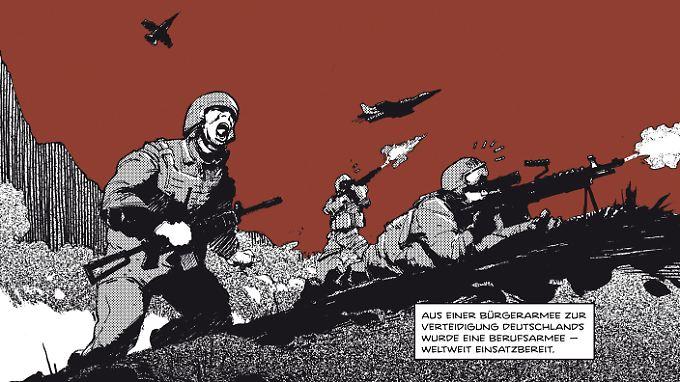 Der Krieg in Afghanistan hat die Bundeswehrreform beschleunigt.