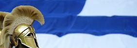 Kampf mit offenem Visier: Athen kauft Bonds zurück.